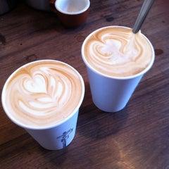 Photo taken at Coffeehouse Northwest by Matthew P. on 5/6/2012