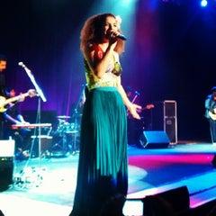 Photo taken at Teatro Riachuelo by Thais N. on 8/17/2012