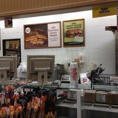 Photo taken at Wawa by Carol W. on 3/2/2012