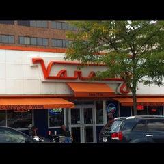 Photo taken at Varsity Pizza by Bruce R. on 8/25/2012