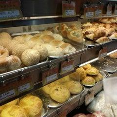 Photo taken at Double Crispy Bakery Inc by Joanna F. on 4/15/2012