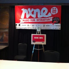 Photo taken at NXNE Conference Centre by Kelly on 6/13/2012