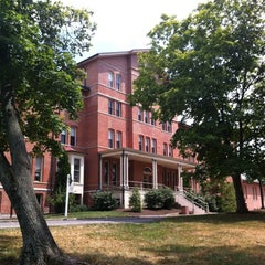 Photo taken at Peabody Hall by Danny S. on 7/15/2012