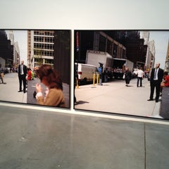 Photo taken at Pace Gallery by dawn h. on 3/24/2012