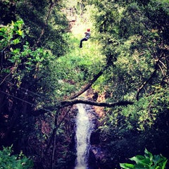 Photo taken at Just Live Zipline Treetop Tour by andrew_sf on 3/13/2012