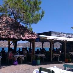 Photo taken at Paliria Restaurant by greekscouser on 8/5/2012