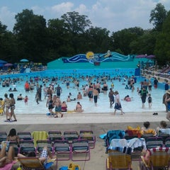 Photo taken at Water Country USA by Edward B. on 6/21/2012