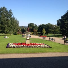 Photo taken at Sheffield Botanical Gardens by Gavin R. on 7/22/2012