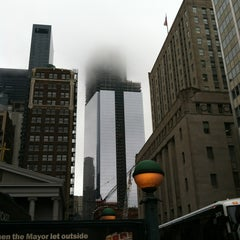 Photo taken at New York Public Library - New Amsterdam by Michele K. on 5/22/2012