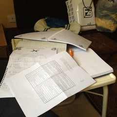 Photo taken at Study 'Room of exam studying' by closed on 5/23/2012