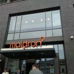 Photo taken at Clayton Hotel by Elio Assuncao D. on 5/10/2012