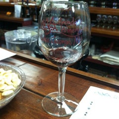 Photo taken at Adirondack Winery Tasting Room by Stacey R. on 8/2/2012