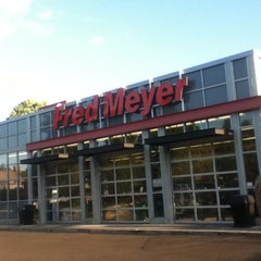 Photo taken at Fred Meyer by Vyda on 9/11/2012