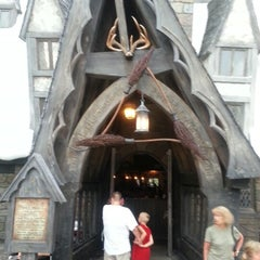 Photo taken at The Three Broomsticks by Andrew M. on 8/6/2012