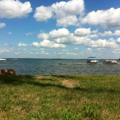 Photo taken at Breezy Point Resort by Leah H. on 7/30/2012