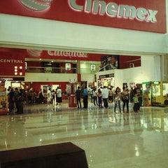Photo taken at Cinemex by Juan Carlos M. on 7/19/2012