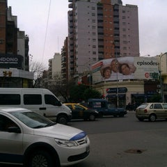 Photo taken at Av. Cabildo y Av. Congreso by Jesús B. on 8/15/2012