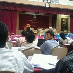 Photo taken at Pusat Latihan RISDA (RISTEC) by Abdullah Afifi A. on 7/10/2012