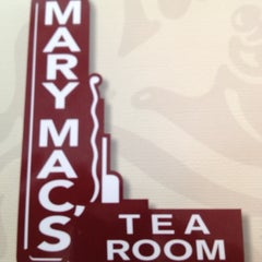 Photo taken at Mary Mac's Tea Room by James T. on 6/3/2012