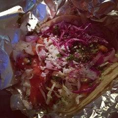 Photo taken at Yucatan Taco Stand by Matt C. on 5/6/2012