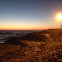Photo taken at Praia de Cortegaça by Nuno N. on 7/15/2012