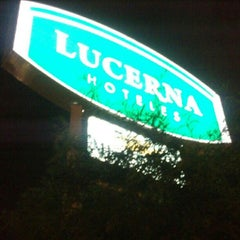 Photo taken at Hotel Lucerna by Jorge R. on 8/23/2012