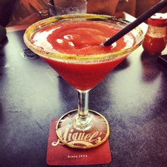Photo taken at Miguel's Mexican Cocina by Brittany S. on 5/5/2012