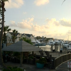 Photo taken at Virginia's on the Bay by Mark S. on 5/20/2012