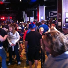 Photo taken at The Cubby Bear by Mark F. on 5/4/2012