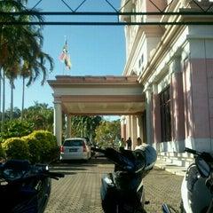 Photo taken at Lembaga Hasil Dalam Negeri Malaysia by Genji T. on 4/23/2012