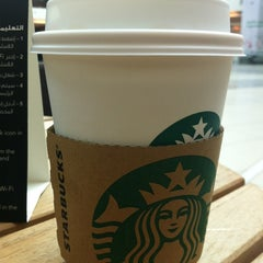 Photo taken at Starbucks | ستاربكس by Khaled M. on 2/25/2012