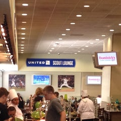 Photo taken at United Scout Lounge by Jim T. on 6/6/2012