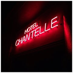 Photo taken at Hotel Chantelle by mimosas in bed on 3/30/2012