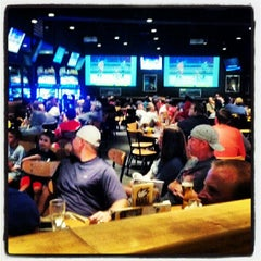 Photo taken at Buffalo Wild Wings by Ashley S. on 8/20/2012