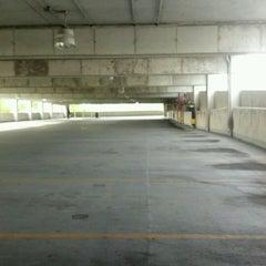 Photo taken at Commons Garage by David C. on 4/27/2012