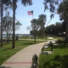 Photo taken at Wooten Park by Wendy F. on 6/12/2012