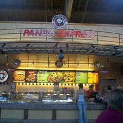 Photo taken at Panda Express by Emir S. on 8/29/2012