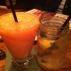 Photo taken at Outback Steakhouse by Ashley O. on 6/23/2012
