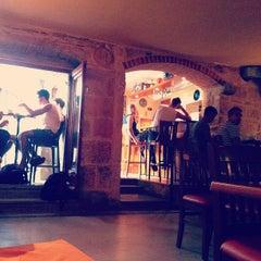 Photo taken at Caffe Bar Volta by Swizec T. on 7/29/2012