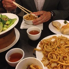 Photo taken at Chinese Noodle House 北方麵家 by Shyr G. on 9/7/2012