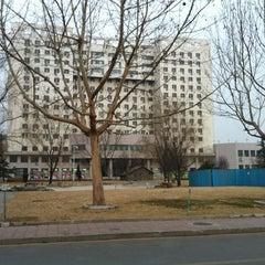 Photo taken at 对外经济贸易大学 University of International Business and Economics by Job W. on 3/19/2012