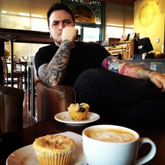 Photo taken at Sunrise Coffee by David R. on 5/1/2012