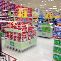 Photo taken at Carrefour by Onélio F. on 8/11/2012