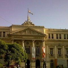 Photo taken at Facultad de Ciencias Económicas (UBA) by Carla P. on 7/31/2012