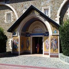 Photo taken at Kykkos Monastery by Марина on 8/21/2012