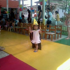 Photo taken at Sunshine International Kindergarten by Bowbow L. on 4/27/2012