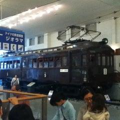 Photo taken at 東武博物館 by Hiroaki T. on 5/4/2012