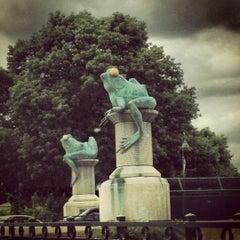 Photo taken at The Frog Bridge by Sarah on 6/2/2012