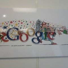 Photo taken at Google France by Hamza B. on 7/16/2012