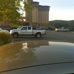Photo taken at The Last Parking Lot You Ever Want To Be In by Alyssa L. on 4/30/2012